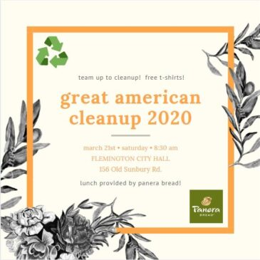 Great American Cleanup 2020!